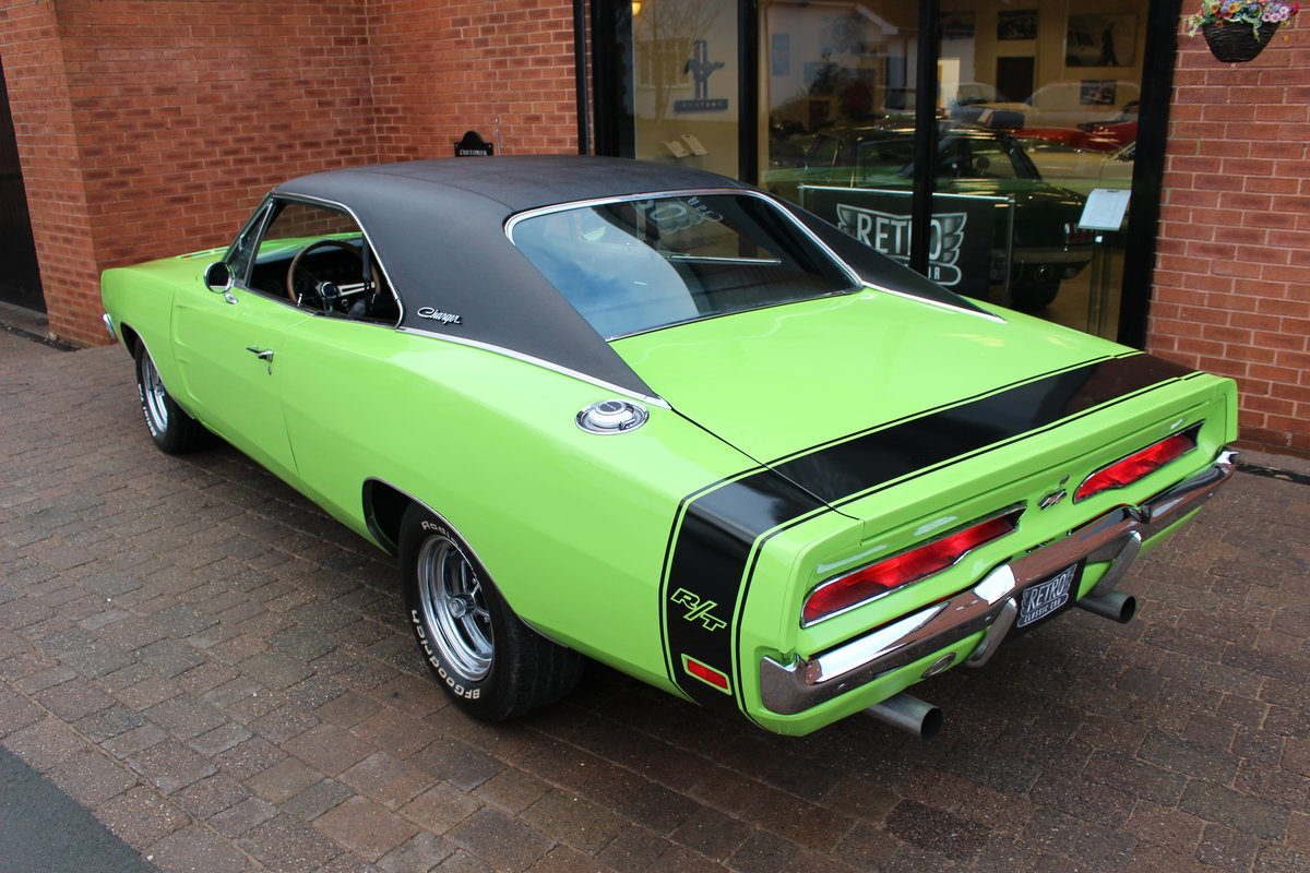 1969 Dodge Charger 440 V8 Auto | Full Restoration  For Sale (picture 7 of 10)