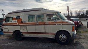 1986 Dodge Ram Van B250 Conversion Van Camper RV $4.5k