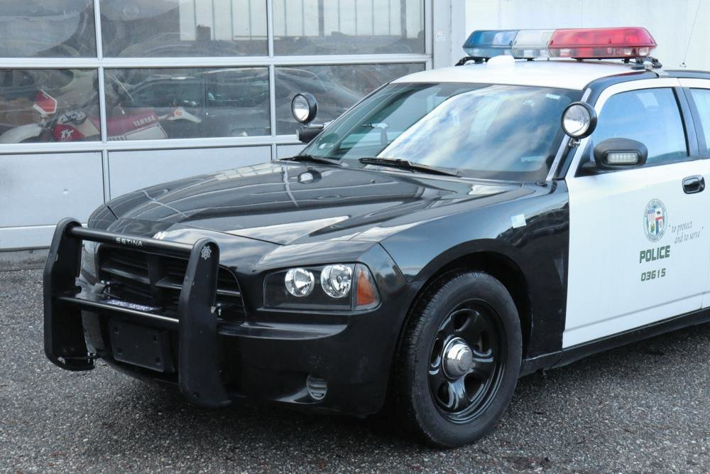 2007 Dodge Charger LAPD Police Pursuit Vehicle For Sale (picture 3 of 6)