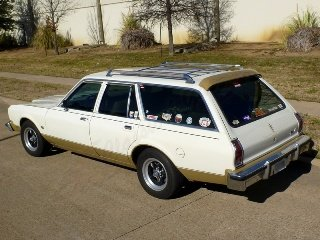 1979 Dodge Aspen Station Wagon Fresh 340 AC PB PS $15.5k