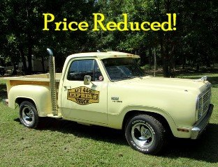 1979 Dodge Lil 440 Express Custom 440 Big Block 4 spd $24k