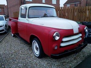 1956 Dodge V8 Stepside Pickup Truck