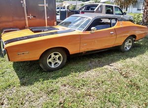 1972 Dodge Charger 318 For Sale
