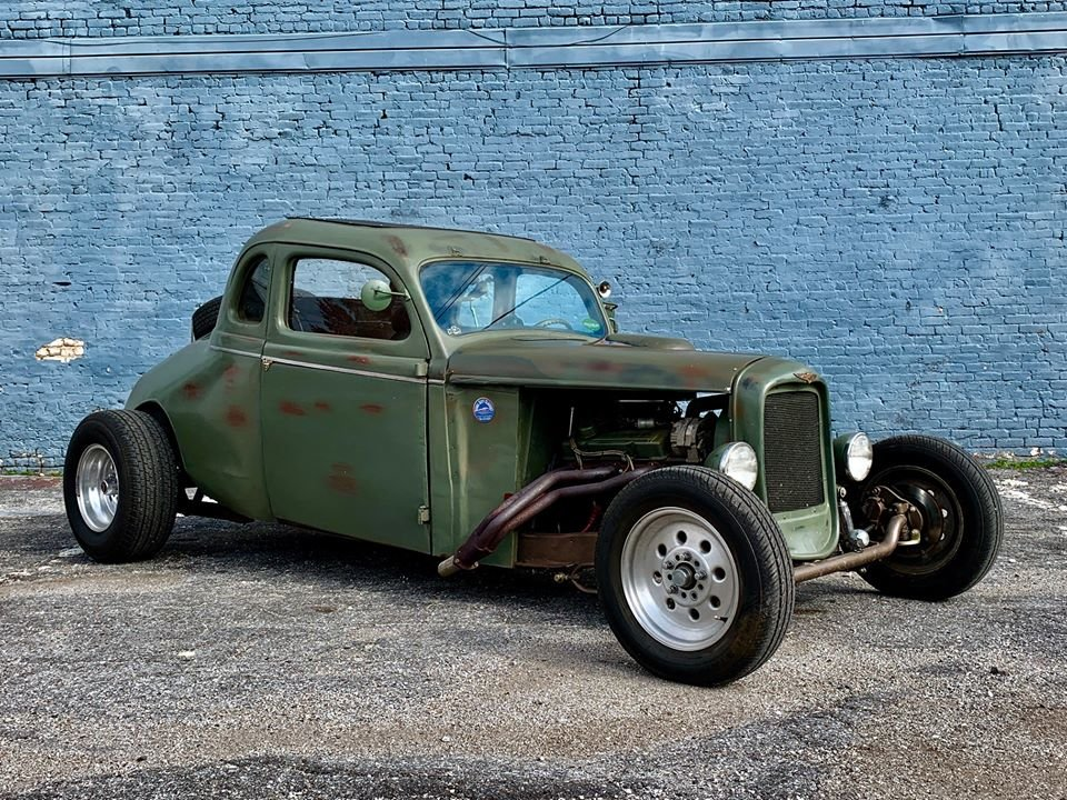 1938 Dodge Brothers Coupe (Birmingham, AL) $18,500 obo For Sale (picture 1 of 6)
