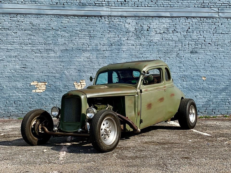 1938 Dodge Brothers Coupe (Birmingham, AL) $18,500 obo For Sale (picture 2 of 6)