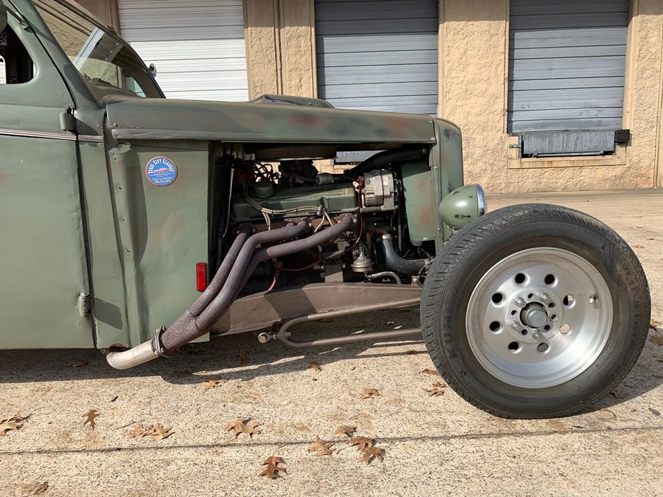 1938 Dodge Brothers Coupe (Birmingham, AL) $18,500 obo For Sale (picture 5 of 6)