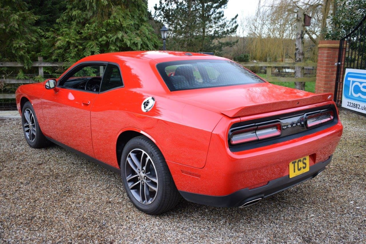 2019 Dodge Challenger SXT GT AWD 4x4 Coupe Automatic 305 For Sale (picture 2 of 6)