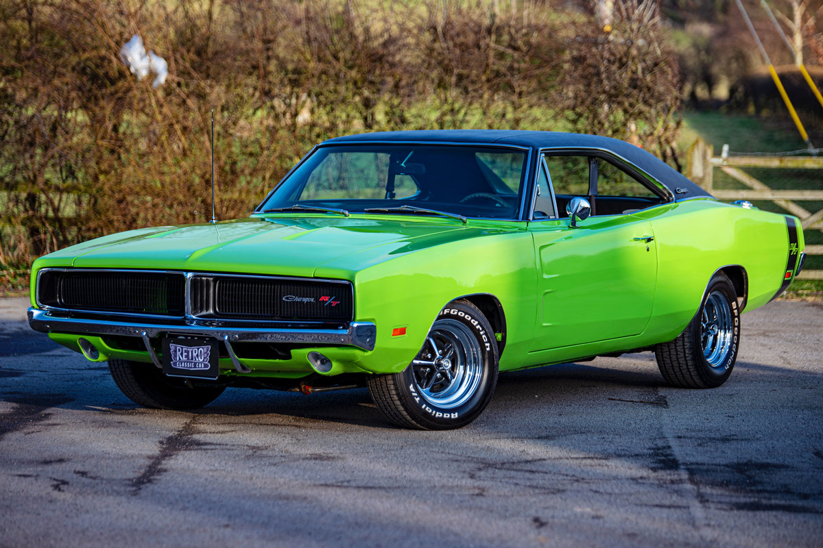 1969 Dodge Charger 440 SE Auto | Full Restoration SOLD (picture 1 of 10)