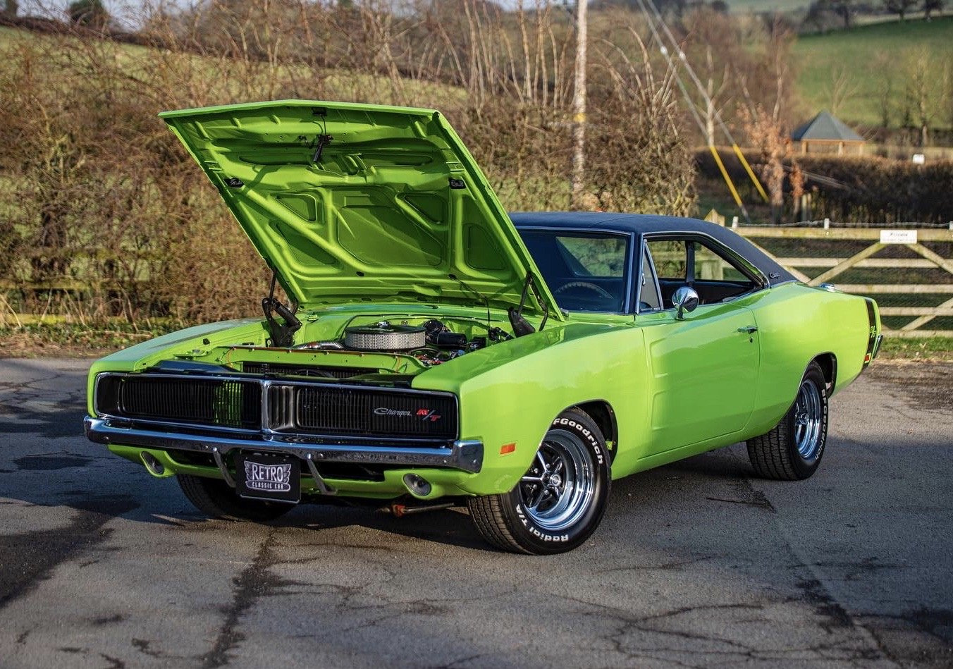 1969 Dodge Charger 440 SE Auto | Full Restoration SOLD (picture 5 of 10)