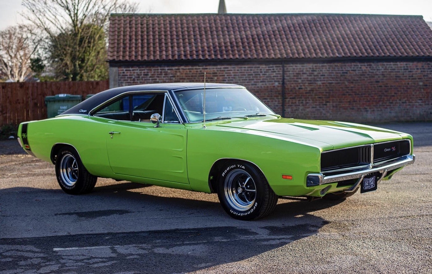 1969 Dodge Charger 440 SE Auto | Full Restoration SOLD (picture 9 of 10)