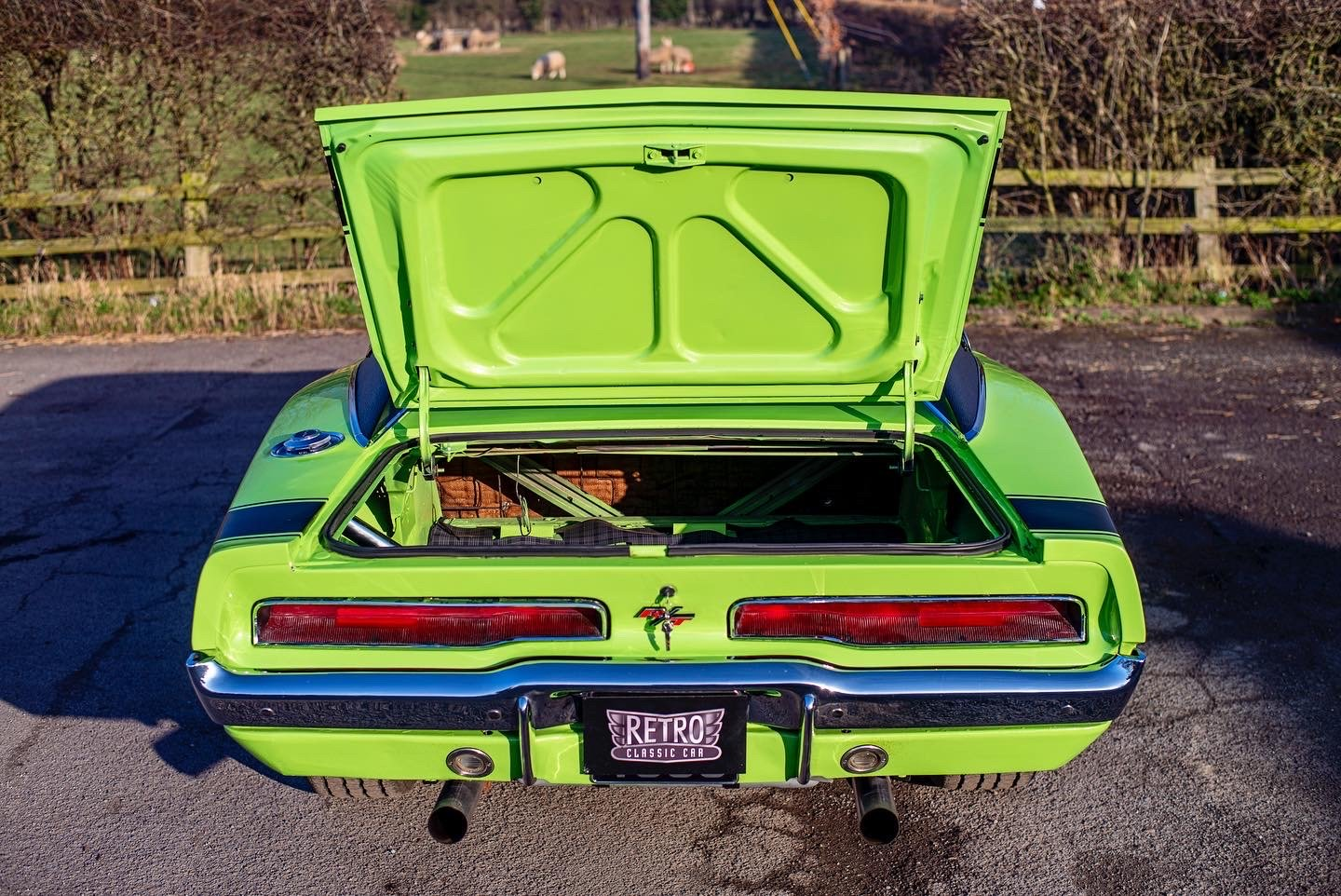 1969 Dodge Charger 440 SE Auto | Full Restoration SOLD (picture 10 of 10)