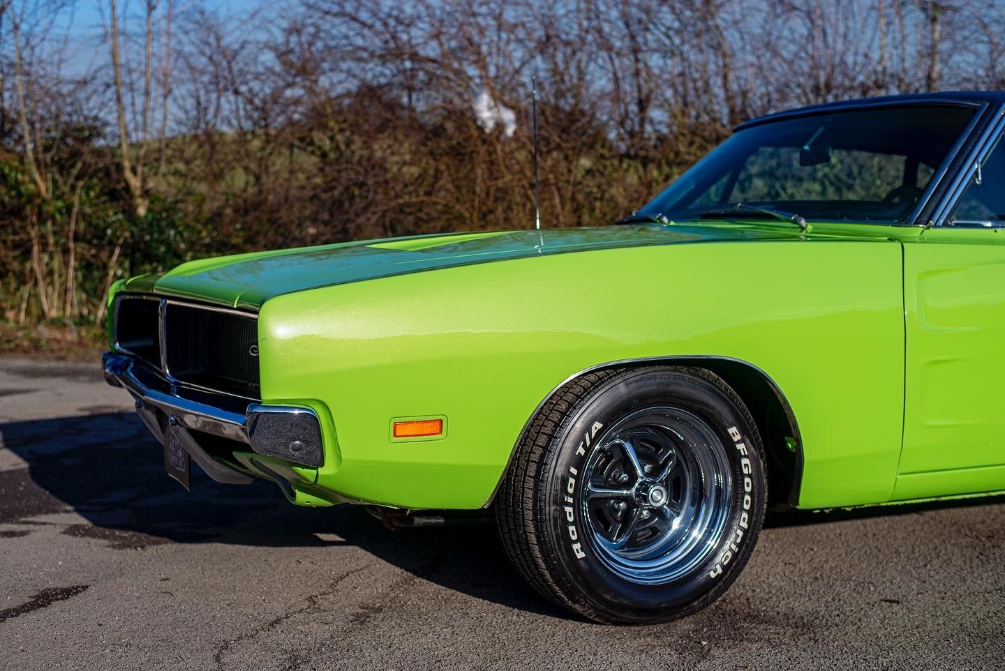 1969 Dodge Charger 440 SE Auto | Full Restoration SOLD (picture 3 of 10)