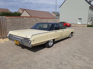 1968 Dodge polara 383 big block