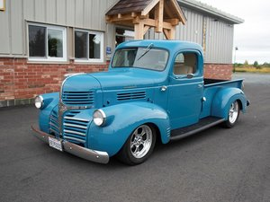 1941 Dodge Pickup Custom