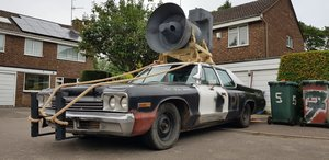 1974 Dodge monaco bluesmobile blues brothers