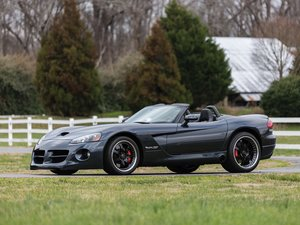 2006 Dodge Hennessey Venom 1000 Twin Turbo Convertible  For Sale by Auction