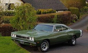 1969 Dodge Coronet 500ci 530hp