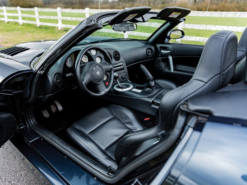 2006 Dodge Hennessey Venom 1000 Twin Turbo Convertible  For Sale by Auction (picture 4 of 6)