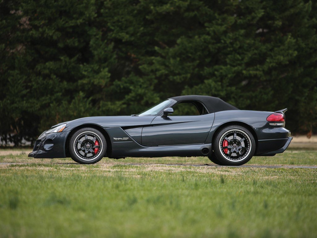 2006 Dodge Hennessey Venom 1000 Twin Turbo Convertible  For Sale by Auction (picture 5 of 6)