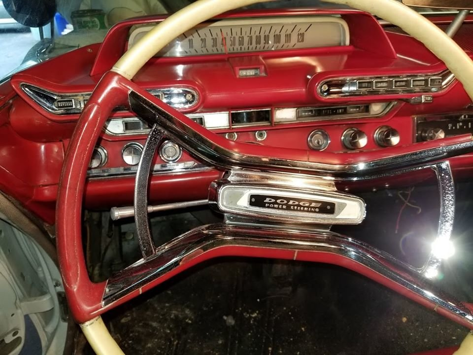 1961 Dodge Dart Phoenix (Manchester, CT) $30,000 obo For Sale (picture 4 of 6)