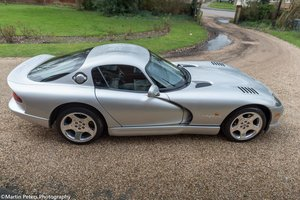 2001 Viper GTS V10 Manual For Sale
