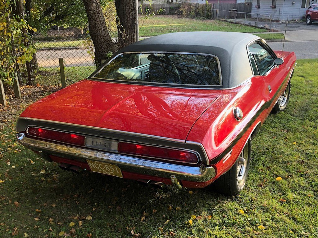 1970 Dodge Challenger  For Sale by Auction (picture 2 of 6)