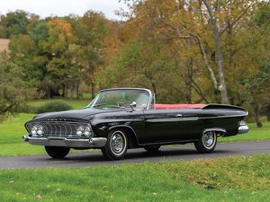 1961 Dodge Dart Phoenix D-500 Convertible Coupe