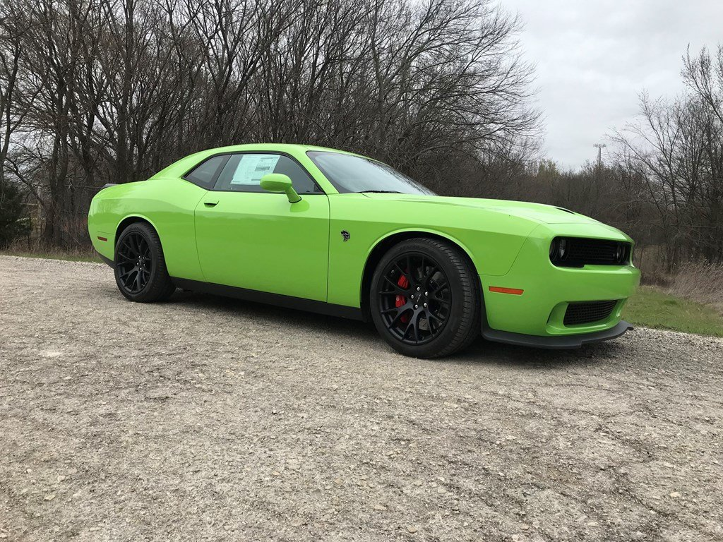 2015 Dodge Challenger SRT Hellcat  For Sale by Auction (picture 1 of 5)