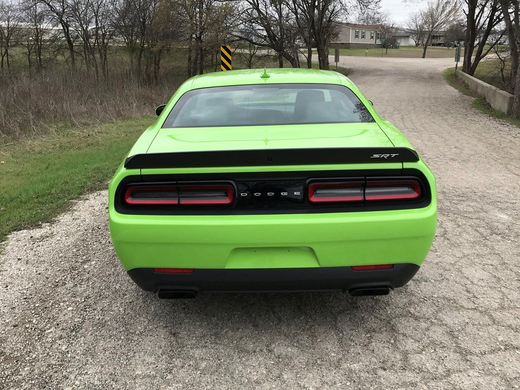 2015 Dodge Challenger SRT Hellcat  For Sale by Auction (picture 4 of 5)