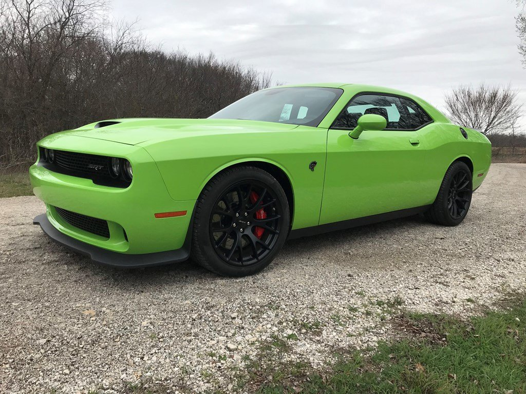 2015 Dodge Challenger SRT Hellcat  For Sale by Auction (picture 5 of 5)