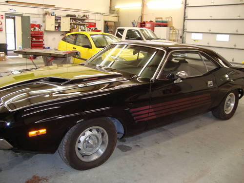 1973 Dodge Challanger For Sale (picture 1 of 6)