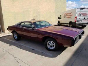 Picture of 1973 Dodge Charger Coupe Project V-8 Auto AC needs tlc $7.5k For Sale