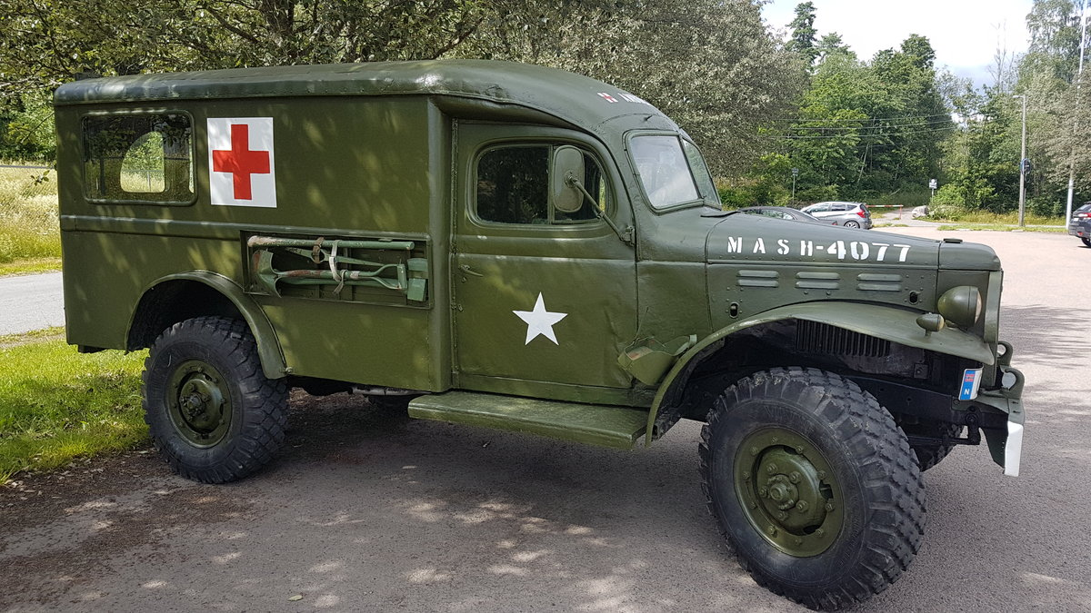 1945 Dodge WC54 Ambulance, military car For Sale (picture 3 of 6)