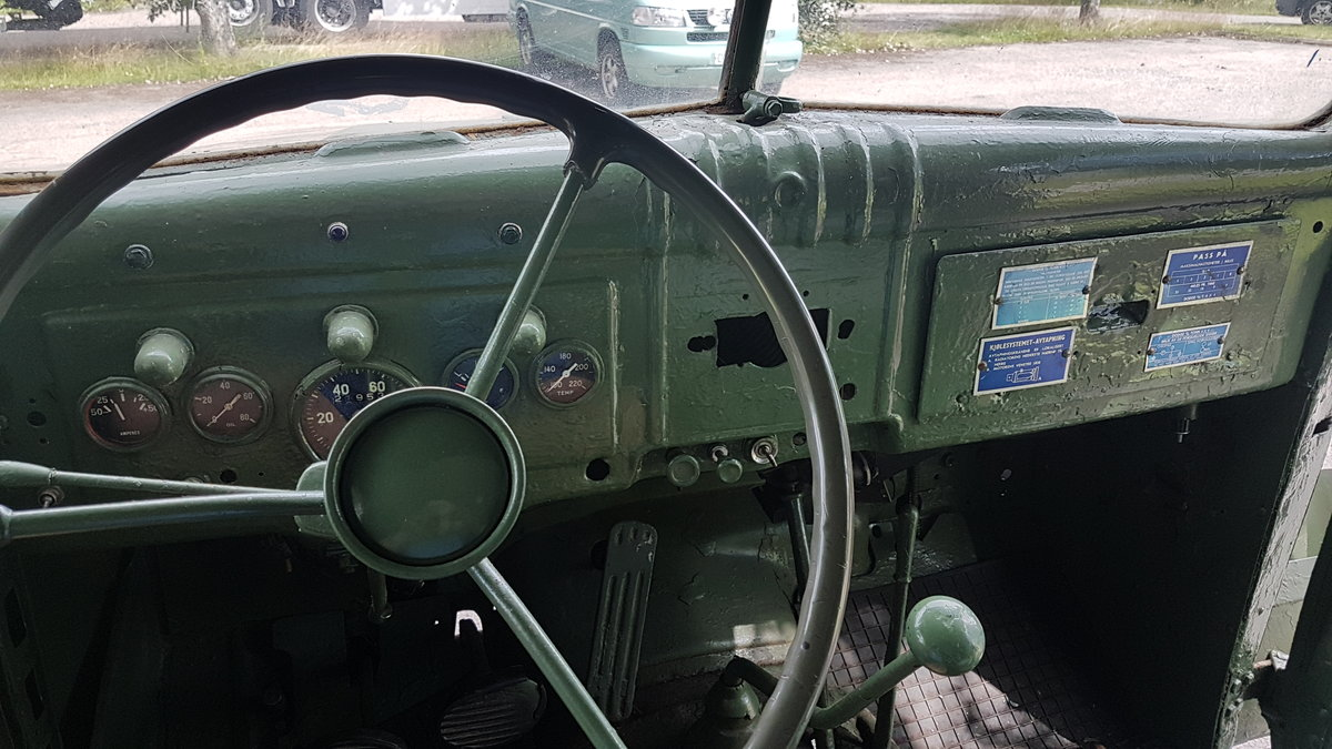 1945 Dodge WC54 Ambulance, military car For Sale (picture 5 of 6)