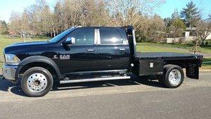 2013 RAM Ram Chassis 5500 4X4 4dr Crew Cab Laramie $27.9k