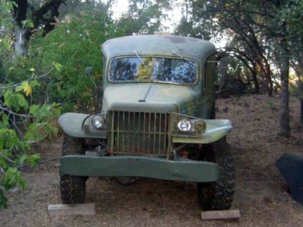 1942 World War 2 WC54 Dodge Ambulance For Sale (picture 5 of 6)