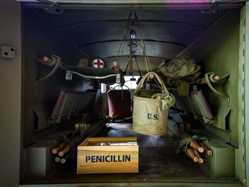 1942 World War 2 WC54 Dodge Ambulance For Sale (picture 6 of 6)