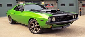 Dodge Challenger 6.2 V8 RT Hellcat Supercharged