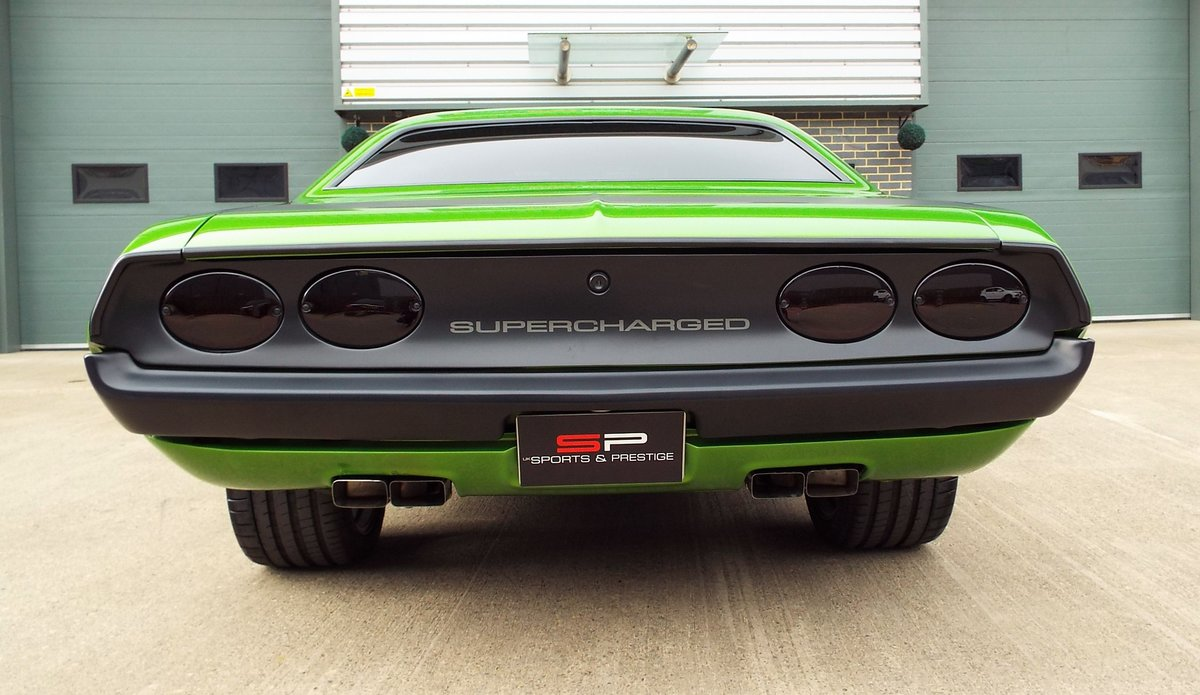 1974  Dodge Challenger 6.2 V8 RT Hellcat Supercharged For Sale (picture 4 of 6)