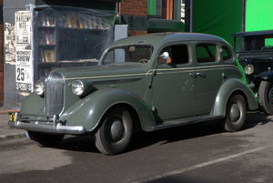 1938 Dodge Plymouth Sedan For Sale by Auction