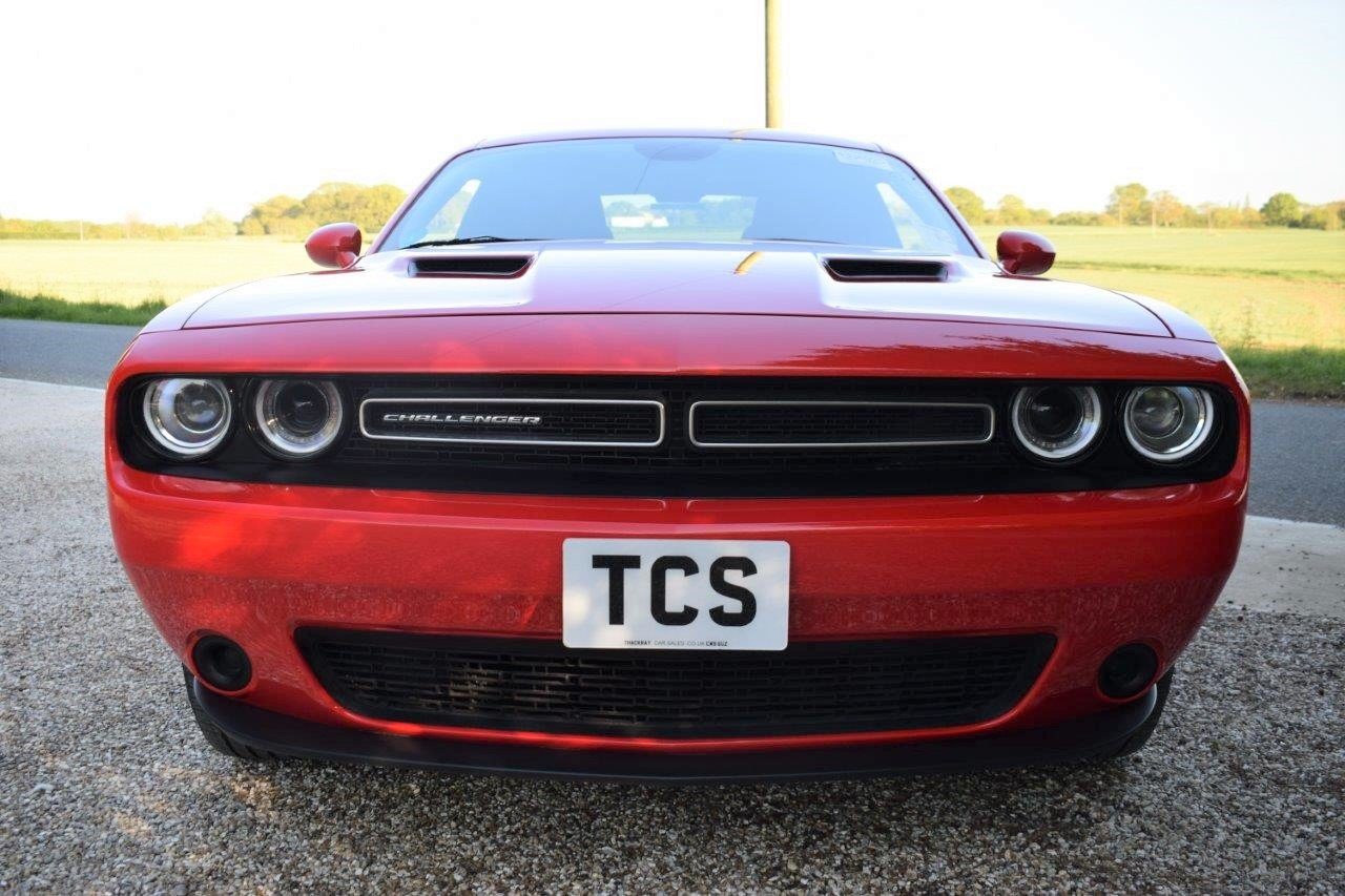 2019 Dodge Challenger SXT GT AWD 4x4 Coupe Automatic 305 For Sale (picture 5 of 6)