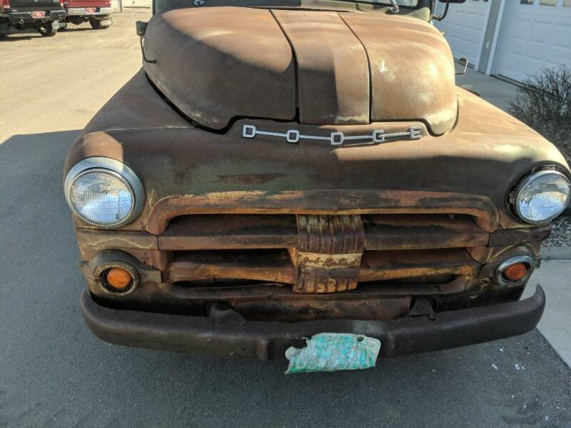 1953 Dodge D100 Pickup For Sale (picture 1 of 6)
