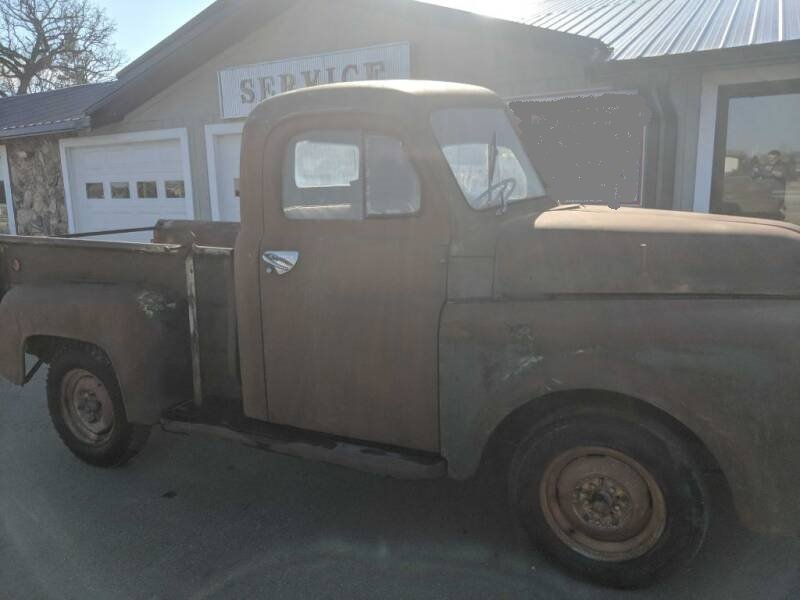 1953 Dodge D100 Pickup For Sale (picture 2 of 6)