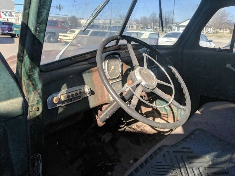 1953 Dodge D100 Pickup For Sale (picture 5 of 6)