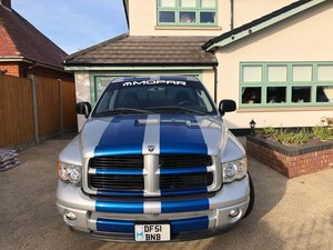 2002 Sold - Dodge Ram 1500 Automatic Pick Up