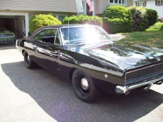 1968 Dodge Charger (Burlington, MA) $75,000 obo For Sale (picture 2 of 6)