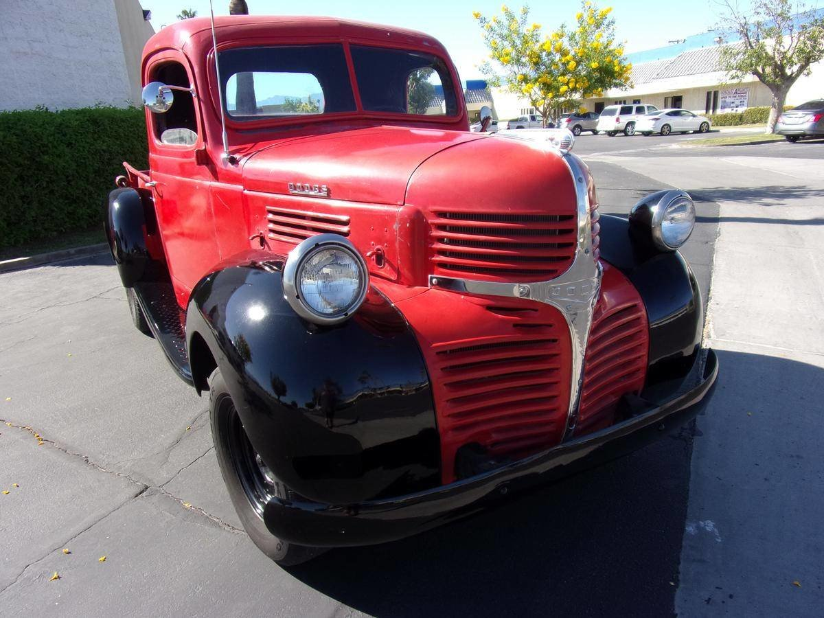 1946 Dodge WC 1/2 Ton Pickup For Sale (picture 1 of 6)