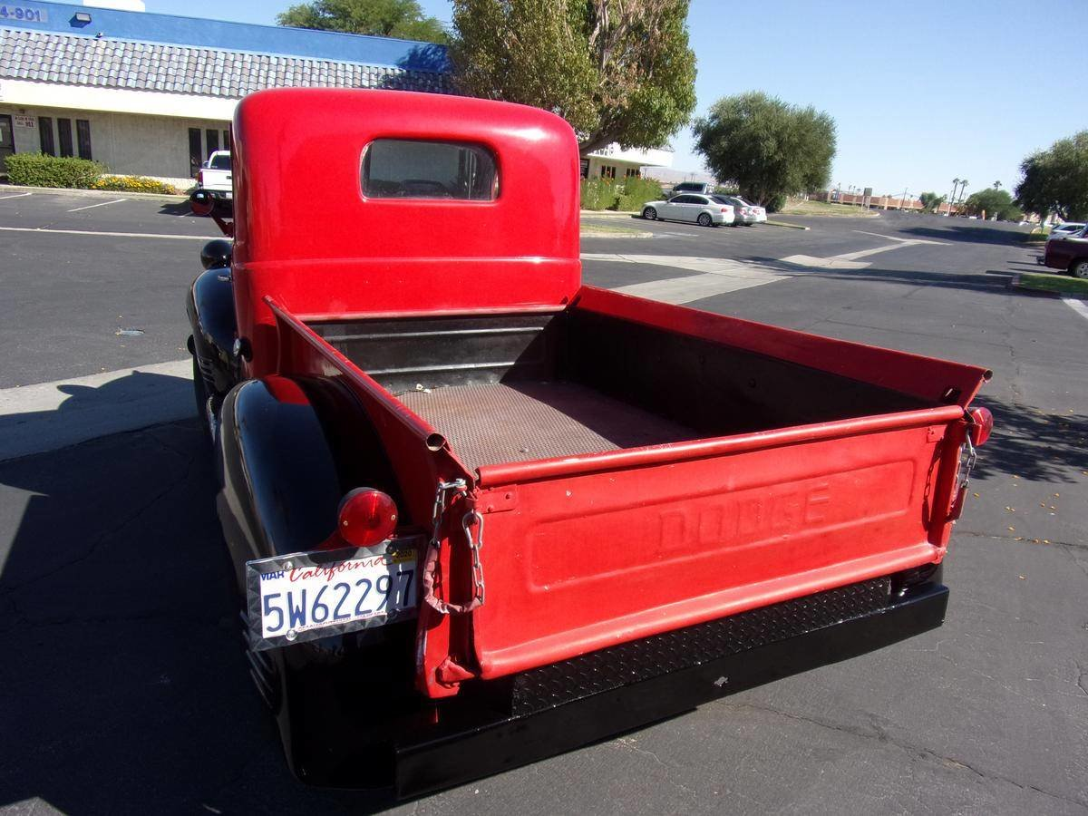 1946 Dodge WC 1/2 Ton Pickup For Sale (picture 3 of 6)