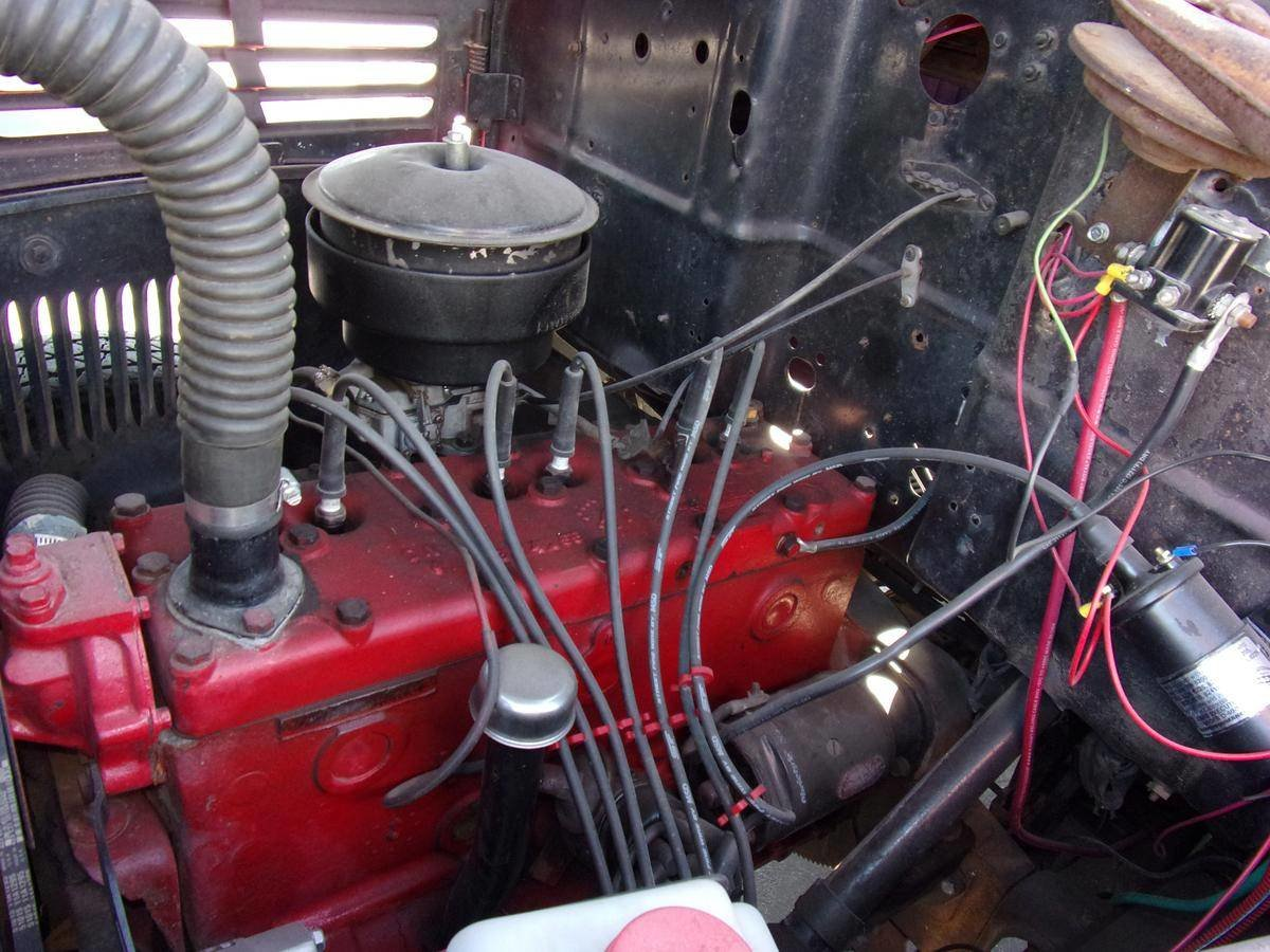 1946 Dodge WC 1/2 Ton Pickup For Sale (picture 6 of 6)
