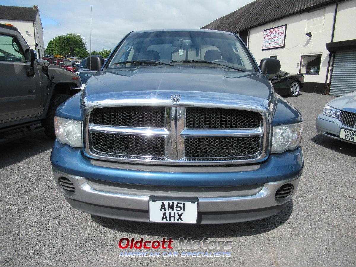 2002 DODGE RAM 1500 SLT 4.7 LITRE V8 2WD AUTO QUAD CAB SOLD (picture 2 of 2)